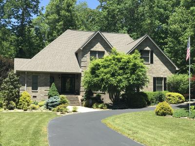Crossville TN Single Family Home For Sale: $389,000