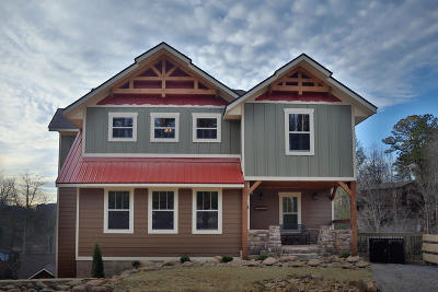 Gatlinburg Single Family Home For Sale: Lot 26 Destiny Way
