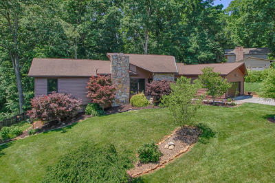 Knoxville Single Family Home For Sale: 1709 Winding Ridge Tr