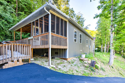 Lafollette Single Family Home For Sale: 4731 S Hwy 25w