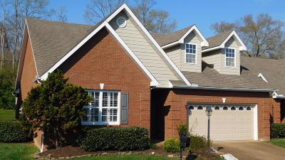 Knoxville Condo/Townhouse For Sale: 5543 Beverly Square Way