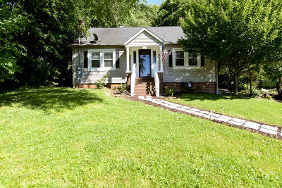 Blount County Single Family Home For Sale: 1412 Wales Ave