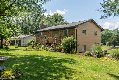 Knoxville Single Family Home For Sale: 6633 Musket Tr