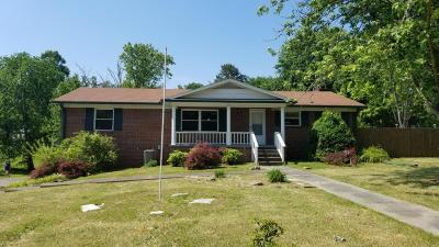 Strawberry Plains Single Family Home For Auction: 811 Wooddale Church Rd