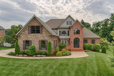 Knox County Single Family Home For Sale: 1538 Wembley Hills Rd