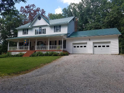 Sharps Chapel Single Family Home For Sale: 318 Cain Rd