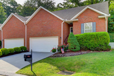 Knoxville Condo/Townhouse For Sale: 3276 Thomas Hill Way
