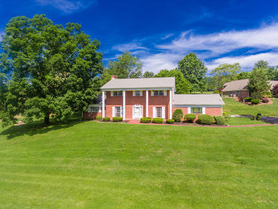 Morristown Single Family Home For Sale: 1318 Bales Drive