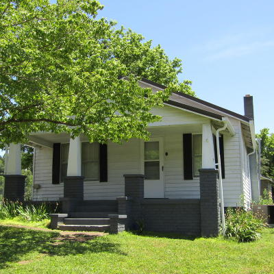 Lafollette Single Family Home For Sale: 1011 W Central Ave