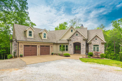 Knoxville Single Family Home For Sale: 4877 Shell Lane