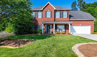 Knoxville Single Family Home For Sale: 11620 Grove Hill Lane