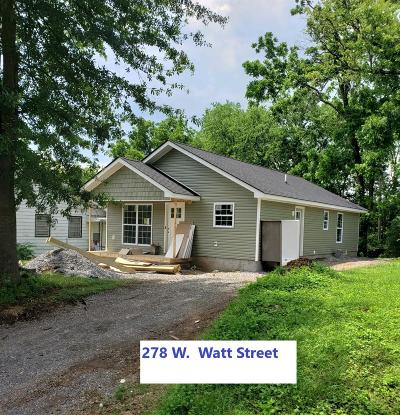 Alcoa Single Family Home For Sale: 278 W Watt St