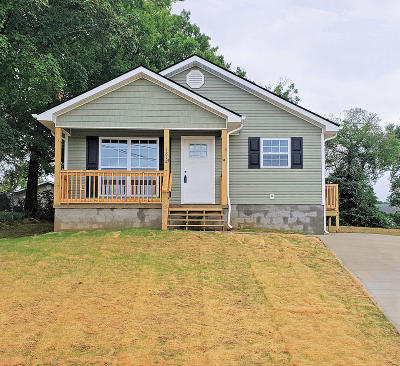 Blount County Single Family Home For Sale: 1812 Madison Ave