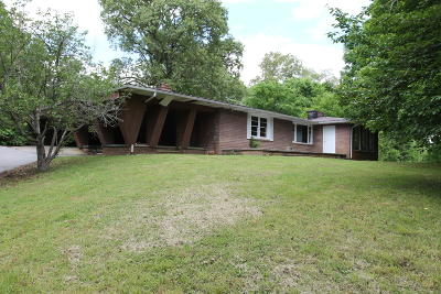Sevier County Single Family Home For Sale: 13040 Chapman Hwy