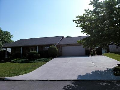 Maryville Single Family Home For Sale: 1428 Peabody Drive