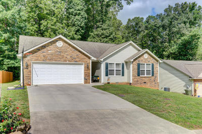 Maryville Single Family Home For Sale: 643 Coronado Crest Rd