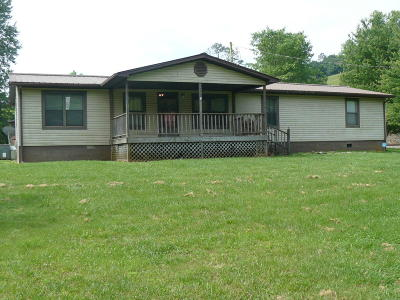 New Tazewell Single Family Home For Sale: 2977 Clouds Rd