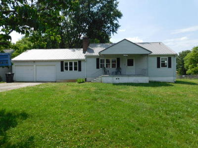 Knox County Single Family Home For Sale: 1209 Farris Drive