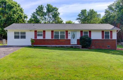 Knox County Single Family Home For Sale: 7204 Elmbrook Lane
