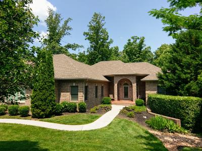 Knoxville Single Family Home For Sale: 610 Fox Dale Lane