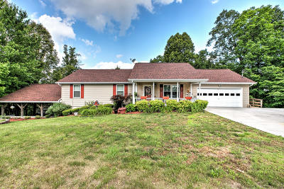Caryville Single Family Home For Sale: 181 Lakemont Lane