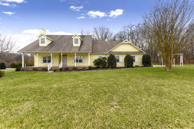 Vonore TN Single Family Home For Sale: $309,900