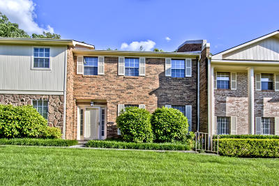 Knox County Condo/Townhouse For Sale: 7914 Gleason Drive #1126