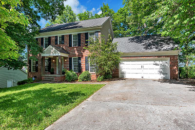 Knox County Single Family Home For Sale: 9137 Colchester Ridge Rd