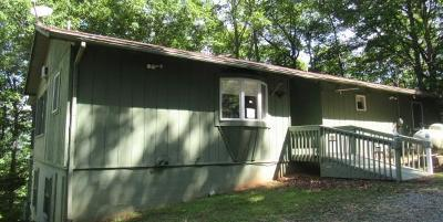Blount County, Loudon County, Monroe County Single Family Home For Sale: 2163 Waters End Rd