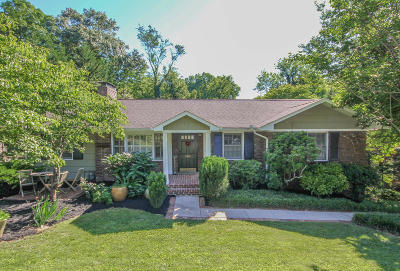 Knoxville Single Family Home For Sale: 1301 Forest Brook Rd