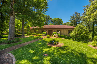 Knoxville Single Family Home For Sale: 601 Westborough Rd