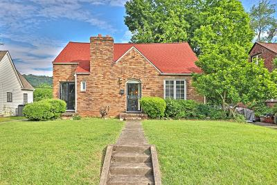 Knoxville Single Family Home For Sale: 1527 Fairmont Blvd