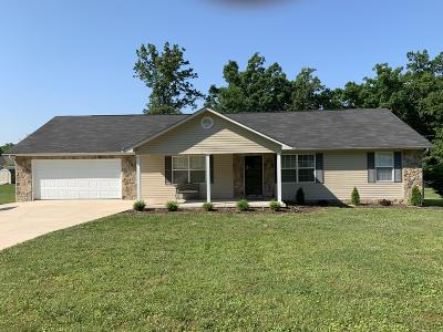Crossville TN Single Family Home For Sale: $205,000