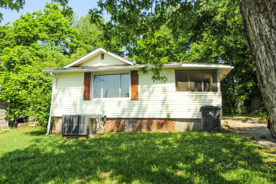 Knoxville Single Family Home For Sale: 2831 Nichols Ave