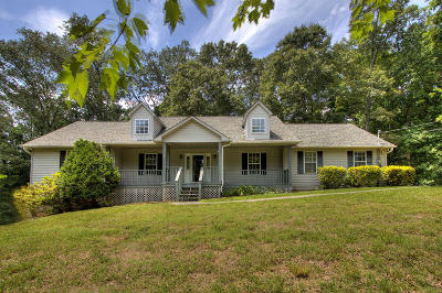 Lenoir City Single Family Home Pending: 1577 Forest Heights Circle