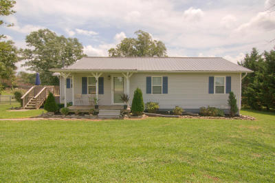 Maryville Single Family Home For Sale: 1040 Calderwood Hwy