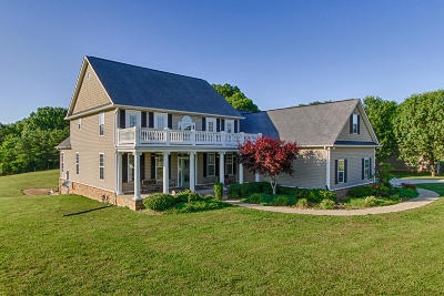 Loudon Single Family Home Pending - Continue To Show: 1355 Lake Drive