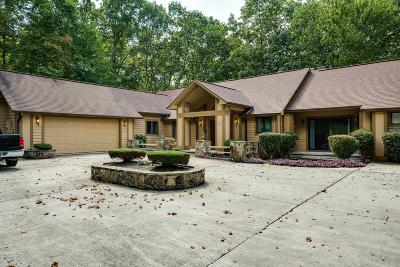 Crossville Single Family Home For Sale: 133 Pineridge Loop