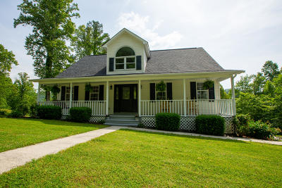 Caryville Single Family Home For Sale: 112 Lauer Lane