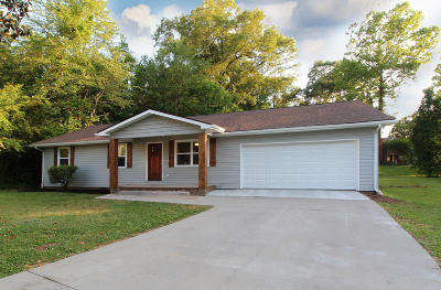 Maryville Single Family Home For Sale: 2208 Eva Jean Drive
