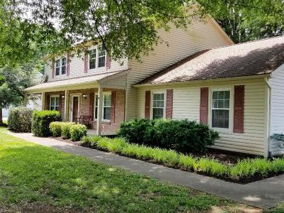 Knoxville Single Family Home For Sale: 9033 Candlewood Drive