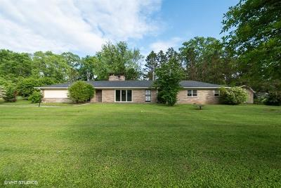 Anderson County Single Family Home For Sale: 106 Oak Hill Rd