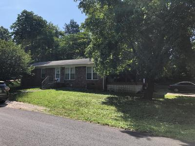 Knoxville Single Family Home For Sale: 1700 Nickerson Ave