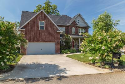 Knoxville Single Family Home For Sale: 9909 Winding Hill Lane