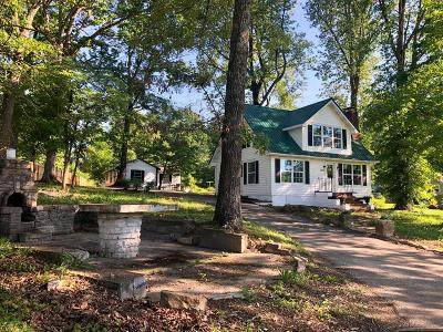 Knoxville Single Family Home For Sale: 1422 Tipton Station Rd