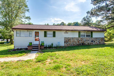 Knoxville Single Family Home For Sale: 6315 Ball Rd