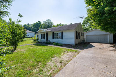 Knoxville Single Family Home For Sale: 4712 York Rd