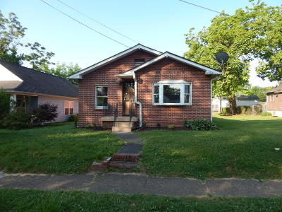 Knoxville Single Family Home For Sale: 509 S Chesnut St