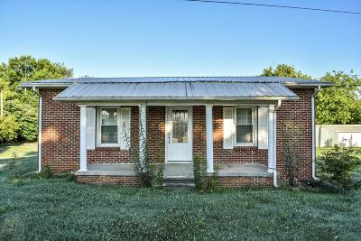 Monroe County Single Family Home For Sale: 416 N Old Tellico Hwy
