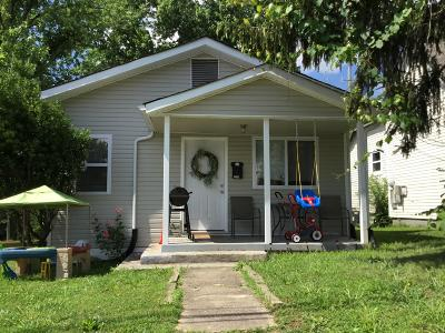 Knoxville Multi Family Home For Sale: 1703 Worth St
